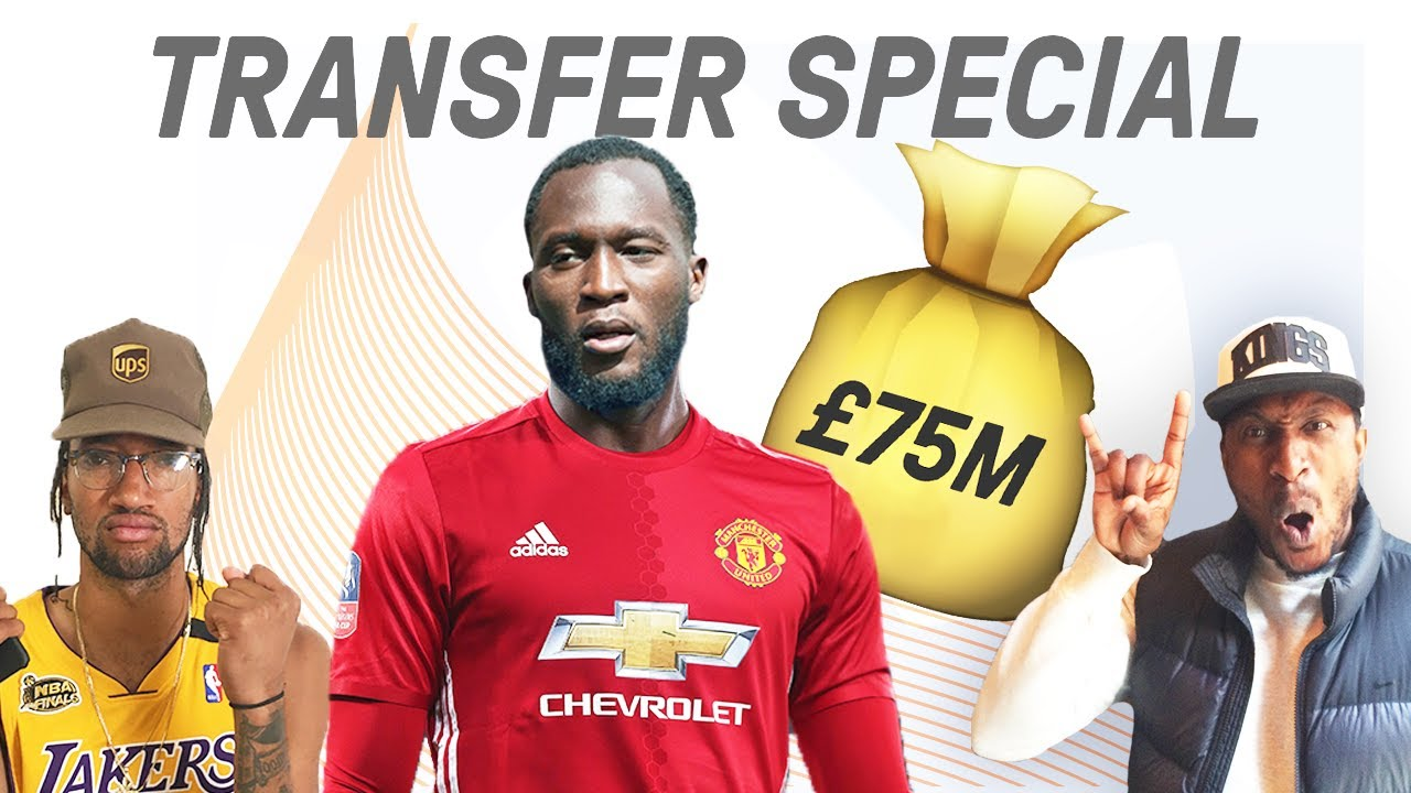 Lukaku to Man United for £75 million?! | Comments Below Transfer Special