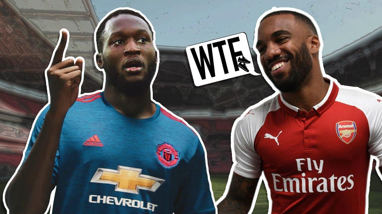 Do Lacazette & Lukaku Make Arsenal & Man United Title Favorites?
