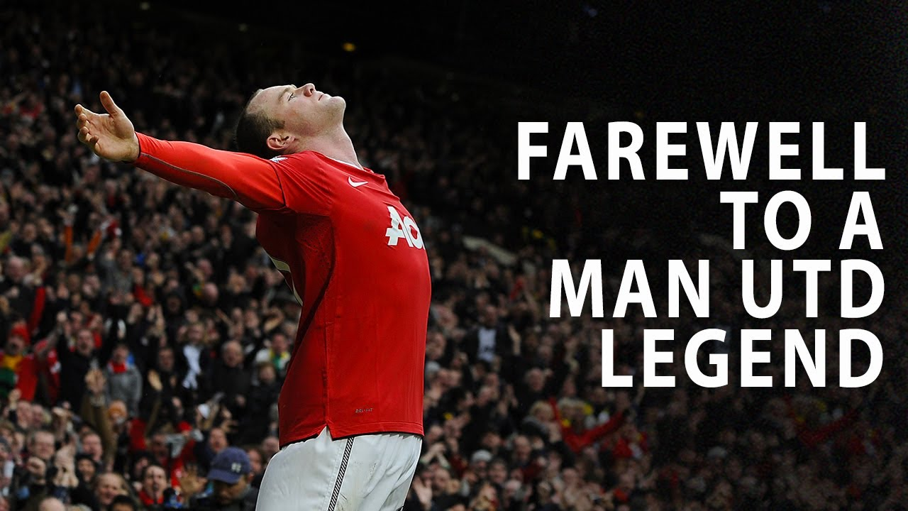 Manchester's Emotional Farewell to​ Wayne Rooney