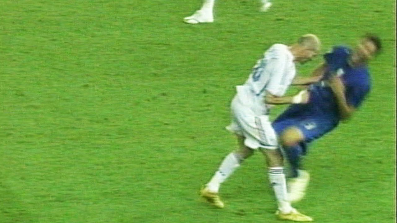 Zinedine Zidane: The Most Spectacular End To A Football Career