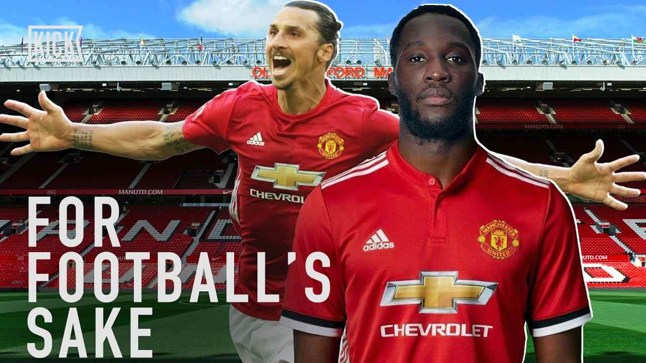 Could Zlatan & Lukaku Lead The Line At Man United? | FFS