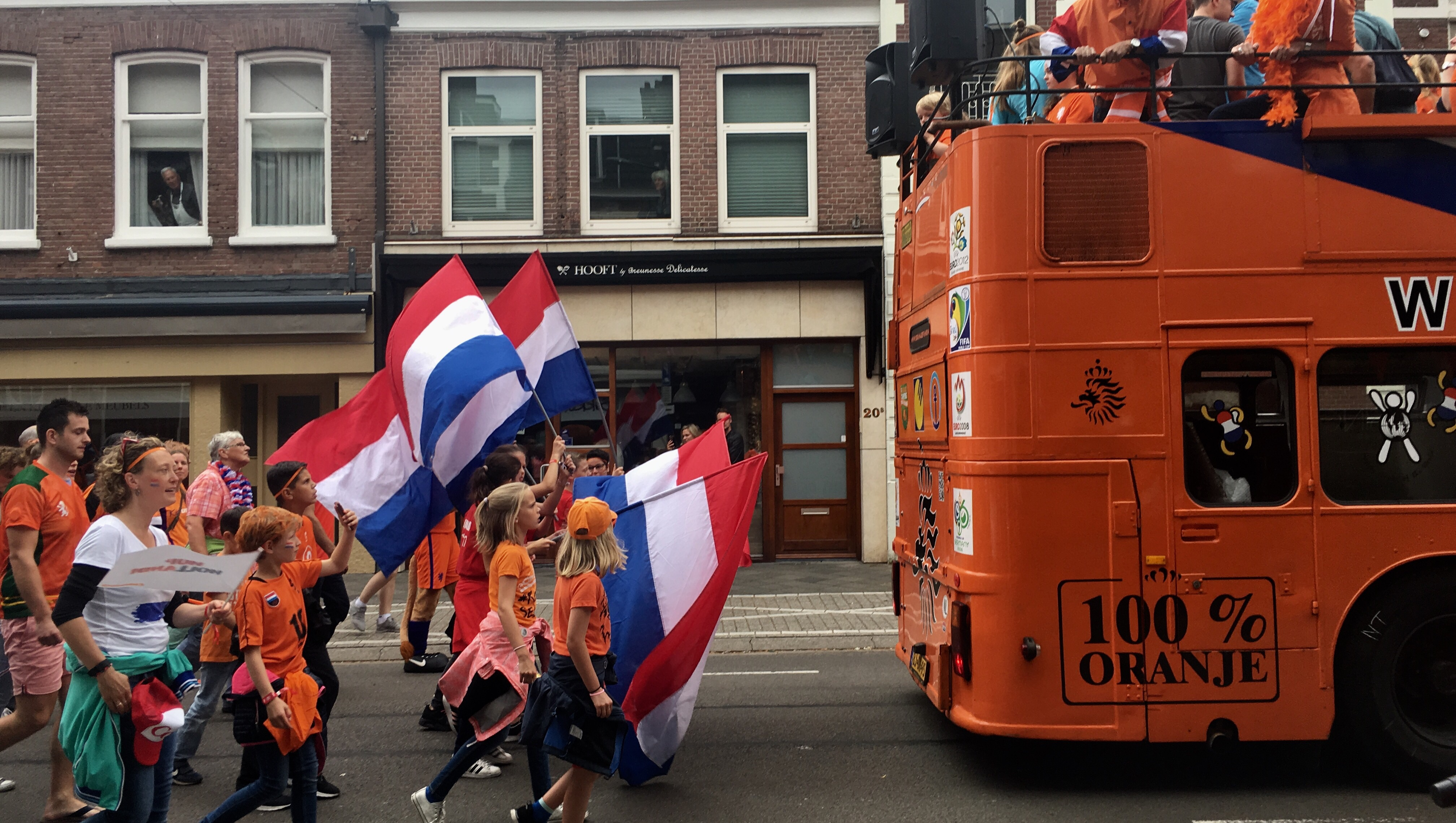 The Women's Euros have arrived in Holland