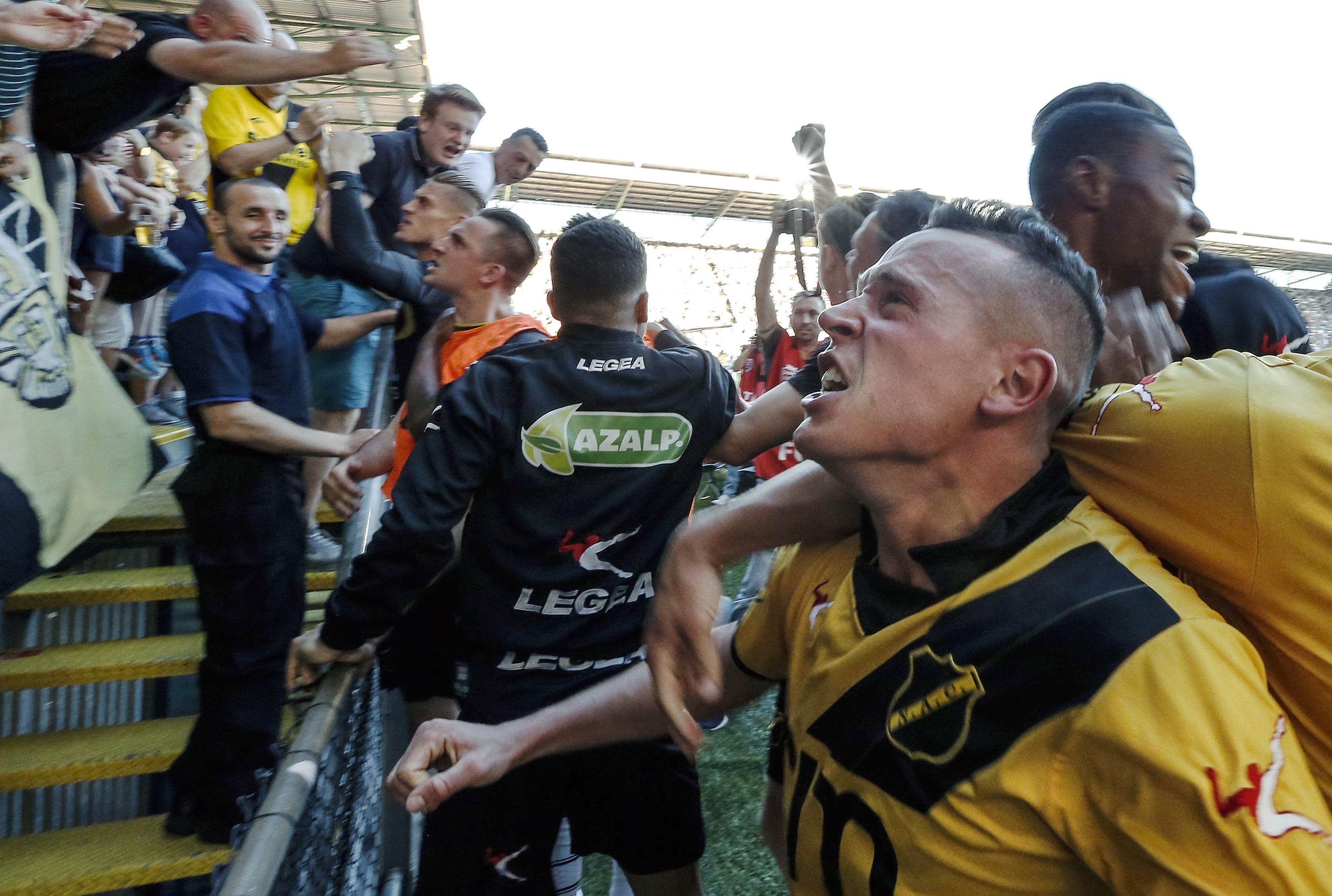 New Boys - NAC Breda