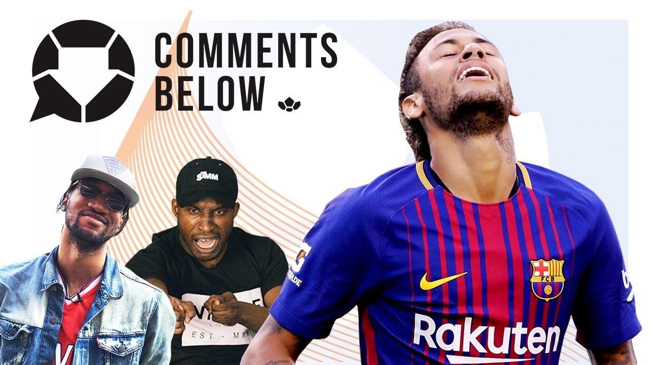 Neymar To PSG Deal Set To Happen?   Comments Below