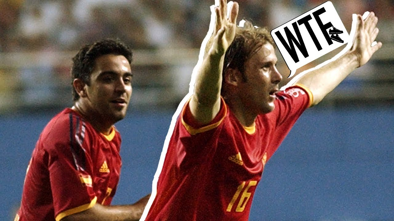 OG Ronaldo Was THE Best | WTF w Valencia Legend Mendieta