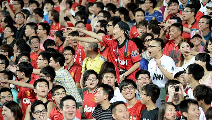 Football Fans Asia