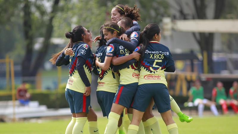 For Liga MX Femenil, an impressive start to an infant league