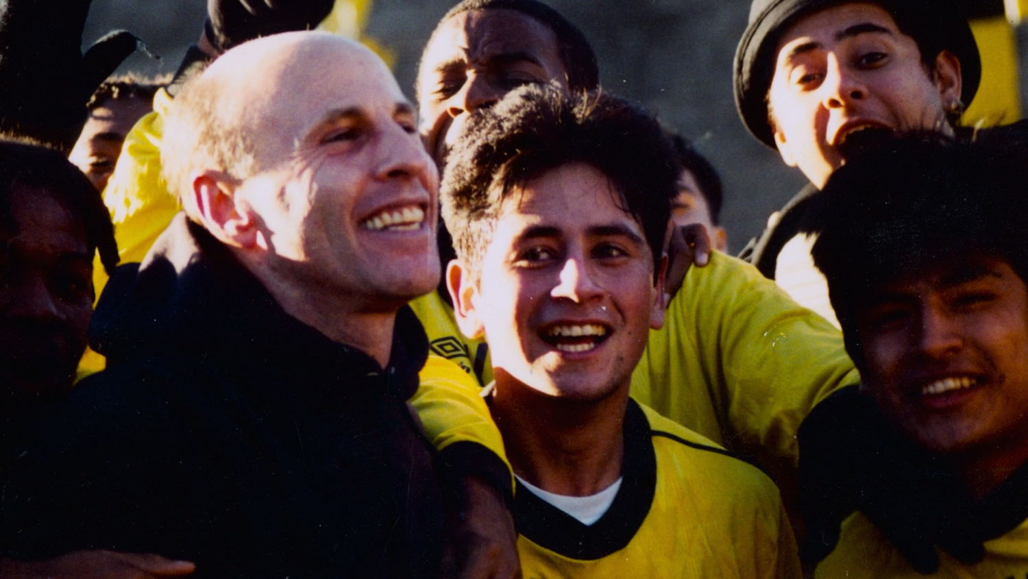 'Coach Jake': A new documentary on an inspiring man's battles, on and off the field