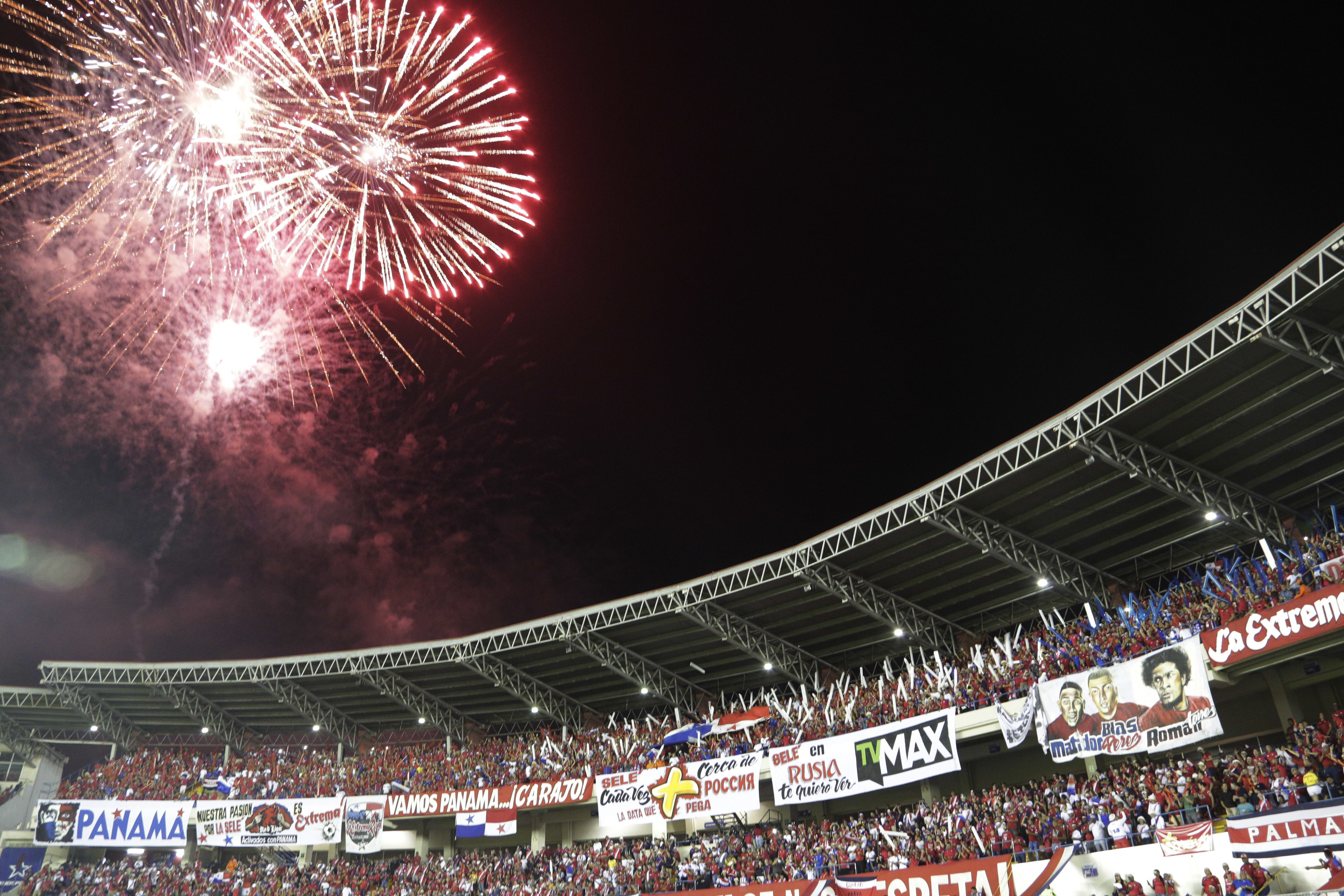 The incredible reactions to Panama's first World Cup qualification
