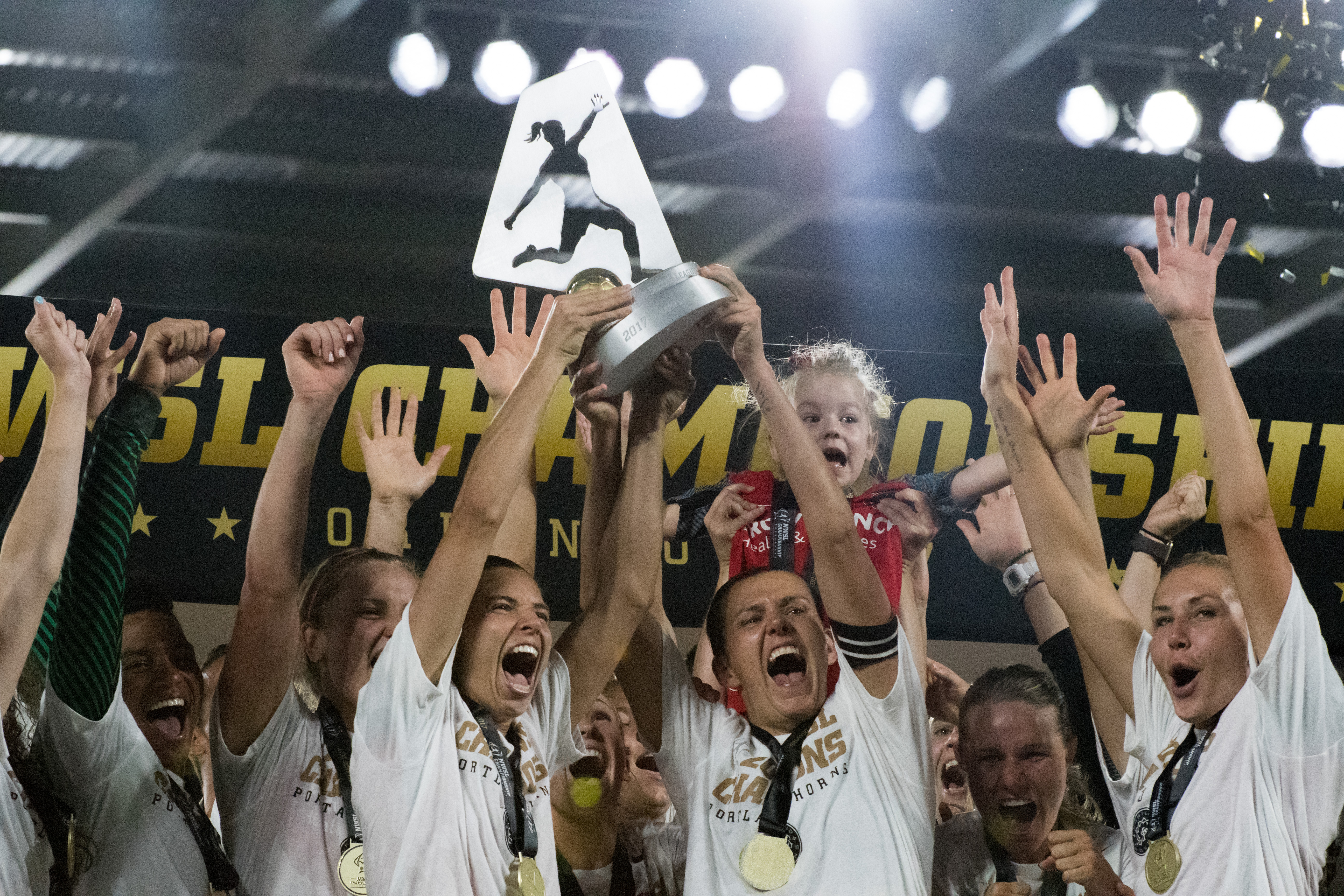 ANOTHER TROPHY FOR ROSE CITY [photos]