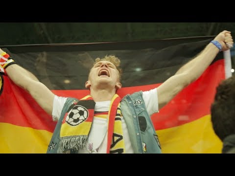 4 Russians Show Epic Fan Support: The Ultimate Confederations Cup Experience | Visa #RussianYou