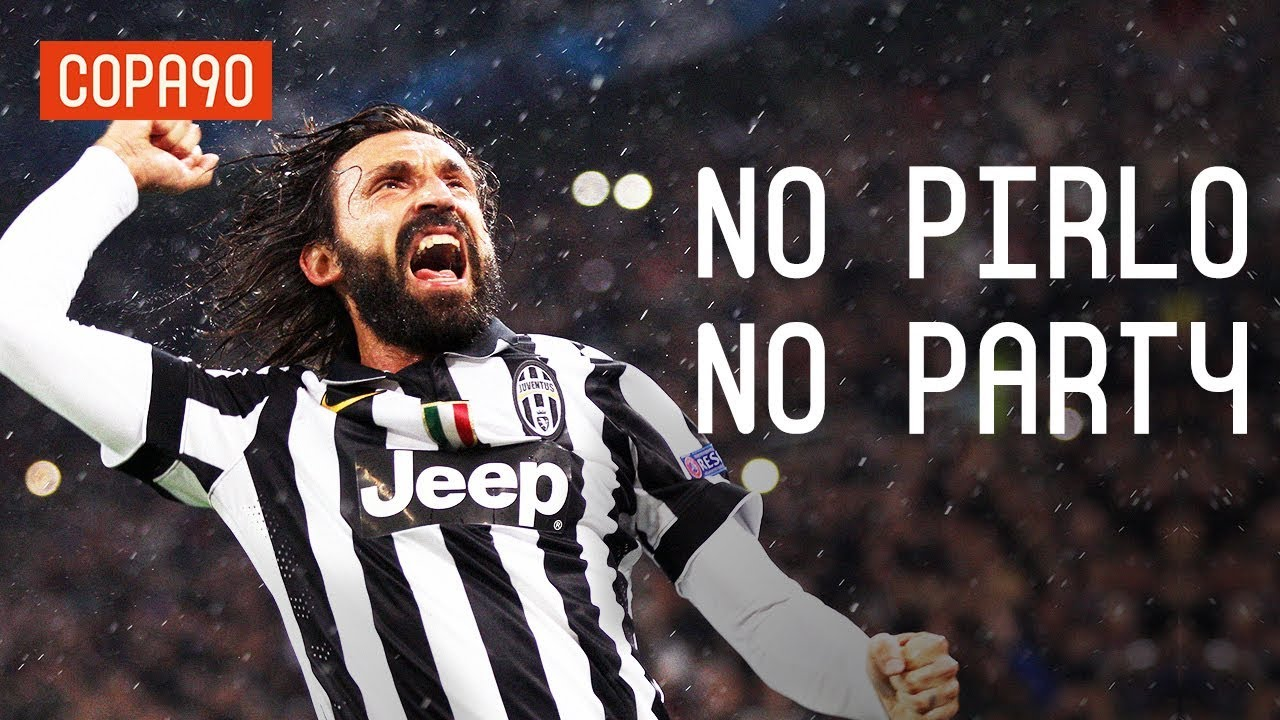 No Pirlo No Party | The End of a Football Genius