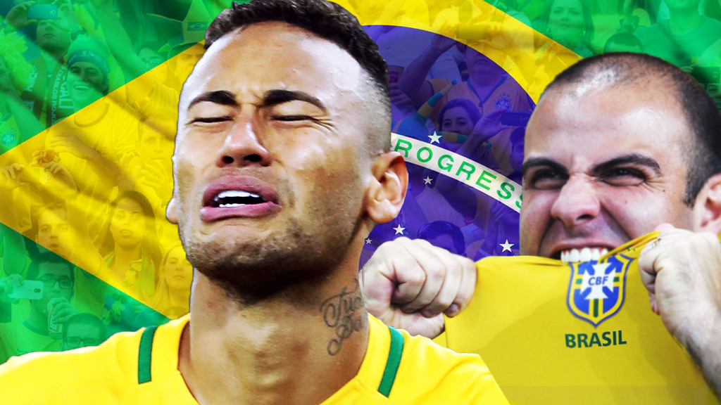 Can Neymar & The Selecao Win Brasil Back?