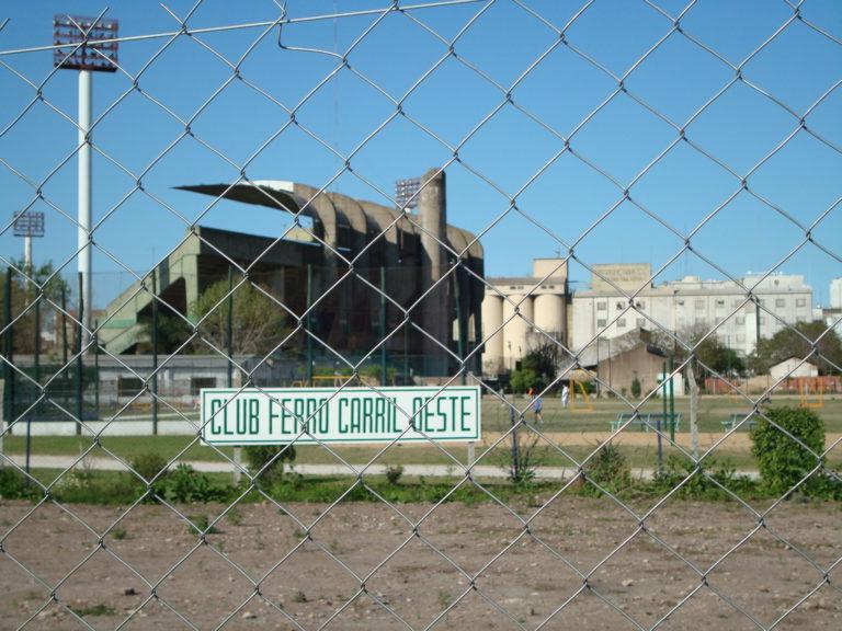 Ferro: the locomotive of Oeste