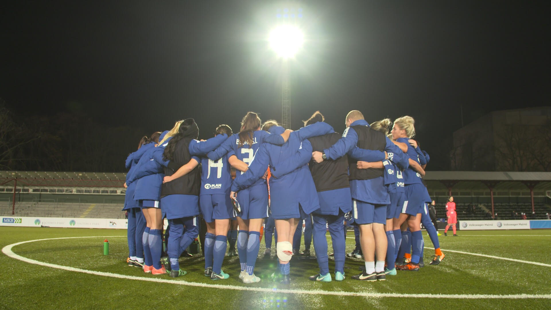 THE CHELSEA LADIES MAKE HISTORY IN ROSENGARD [photos]