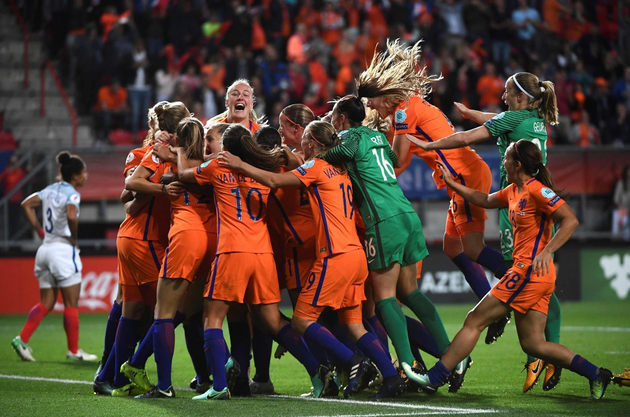 What a year for women's football