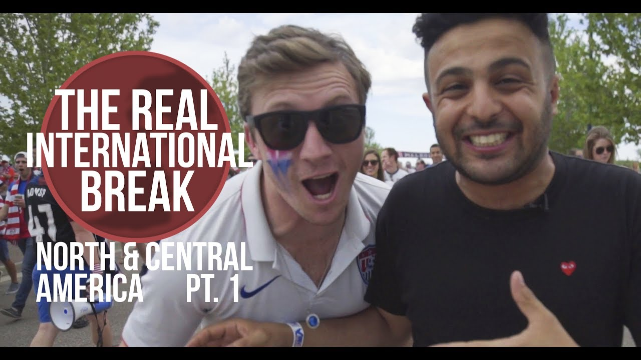 The Real International Break CONCACAF (Part 1)