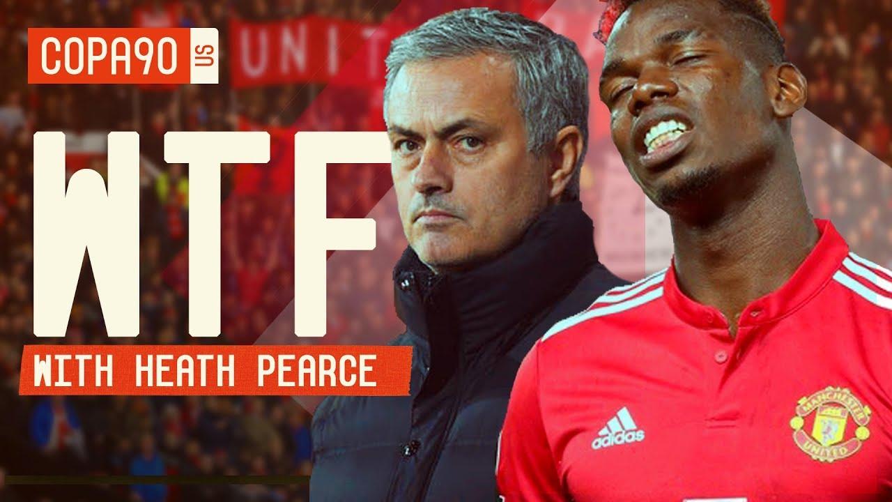 Who Lasts Longer at Manchester United: Pogba or Mourinho? | Walk Talk Football