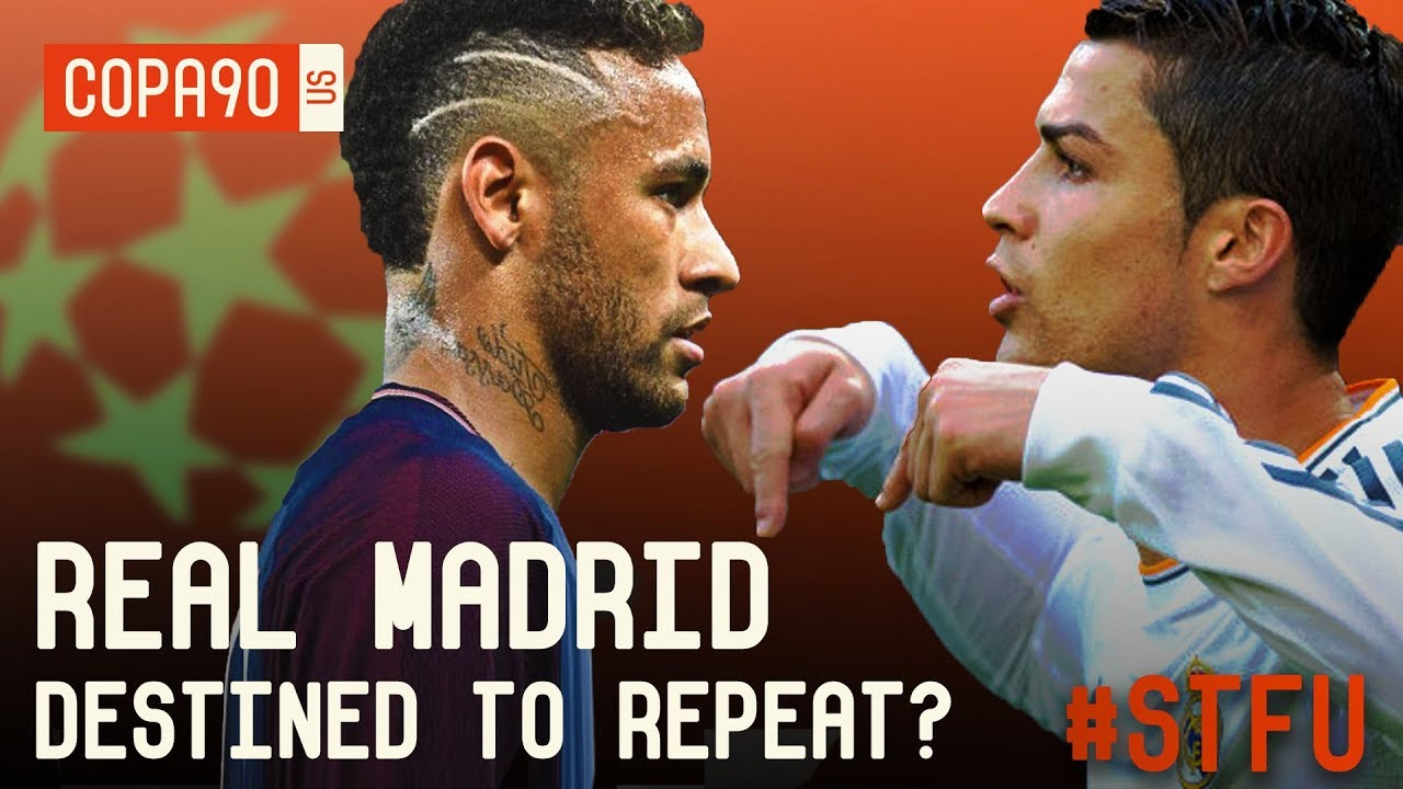 Can Real Madrid Make it 3 Champions League Wins in A Row? | STFU Live