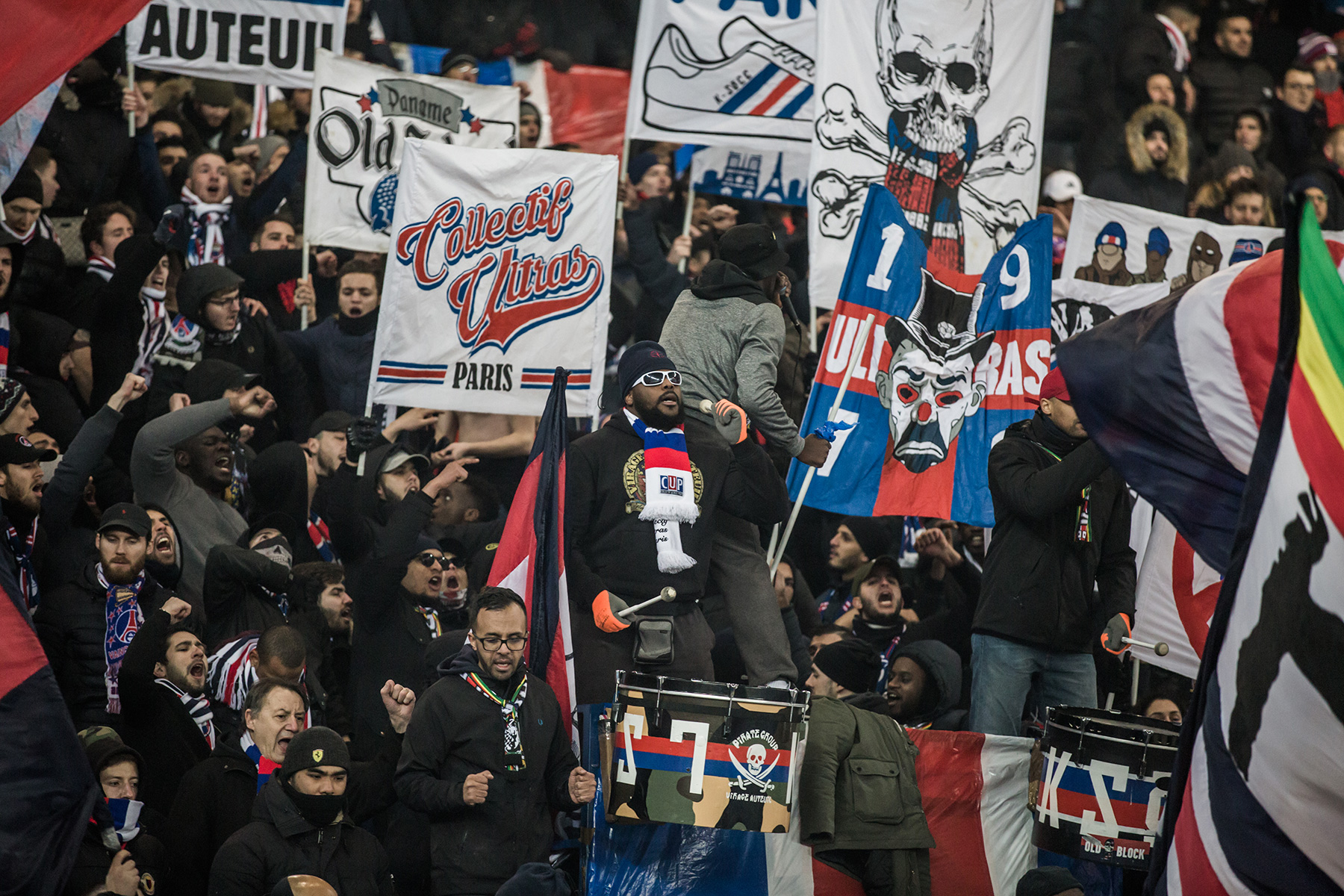 A look into the PSG Ultras
