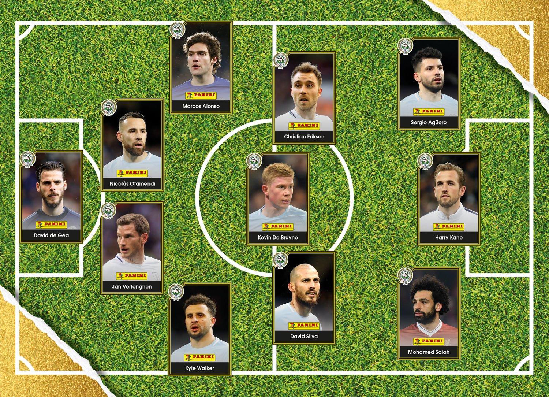 An Alternate PFA Team of the Year