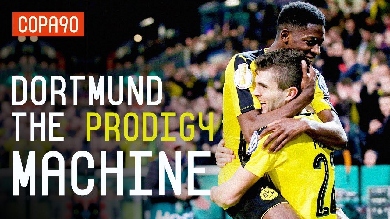 Dortmund the prodigy machine
