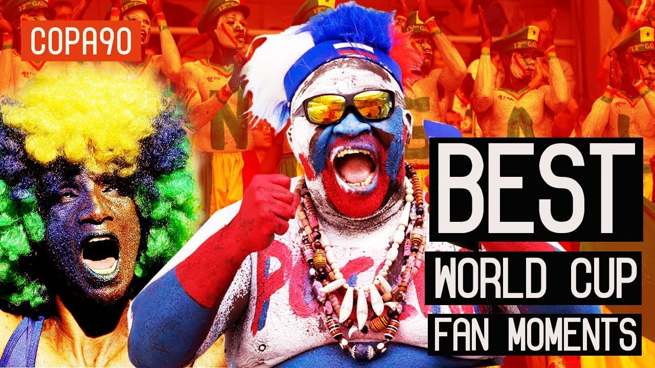 The Best World Cup Fan Moments