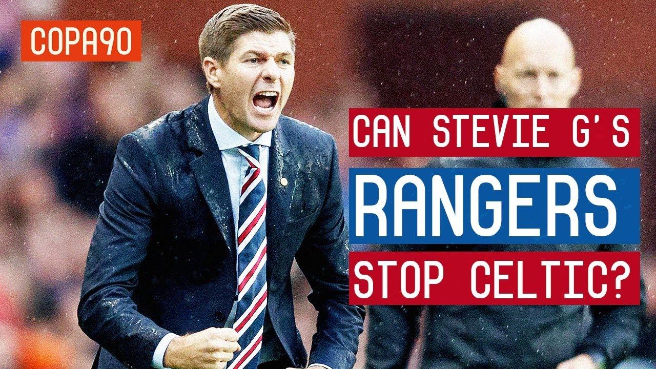Is Steven Gerrard The Man To Stop Celtic?