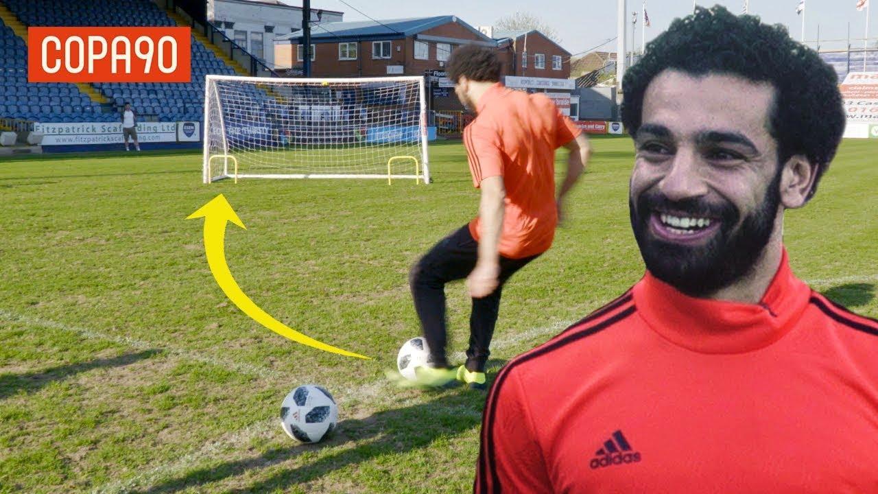 Mo Salah Finishing Masterclass - How To Train Like A Pro