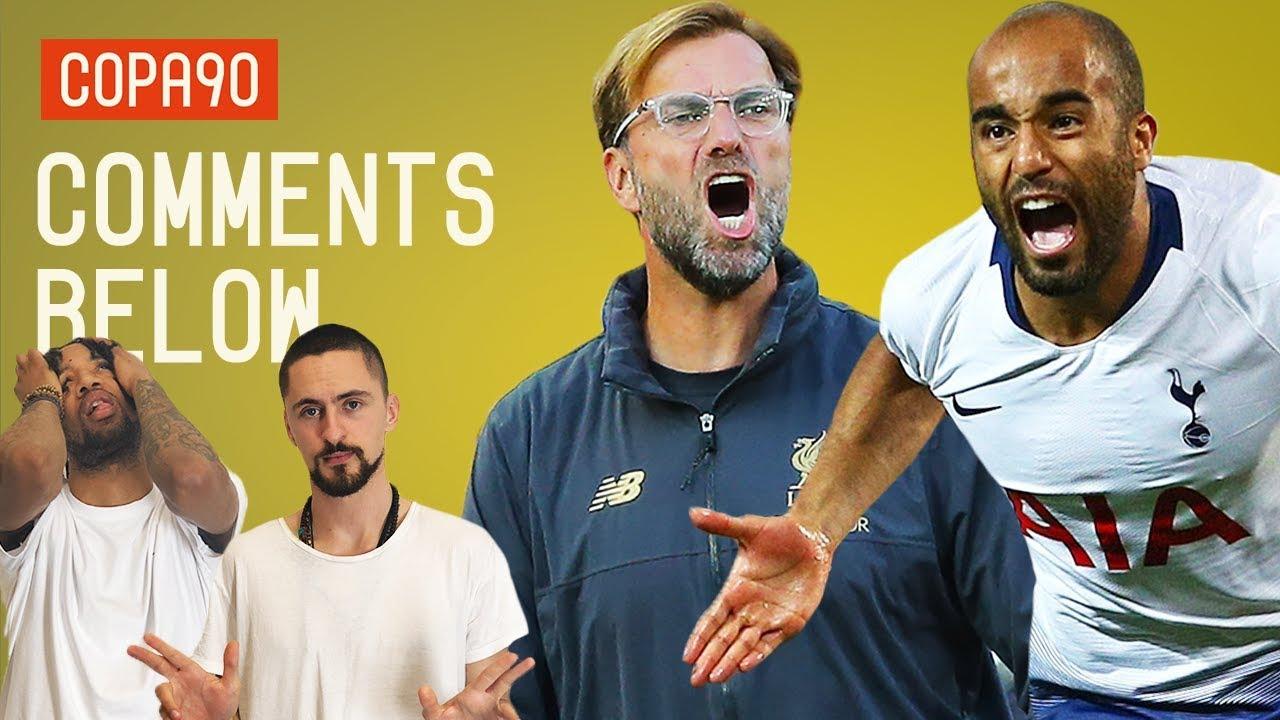 Can Tottenham Hotspur Stop Liverpool's 100% Record? - Comments Below